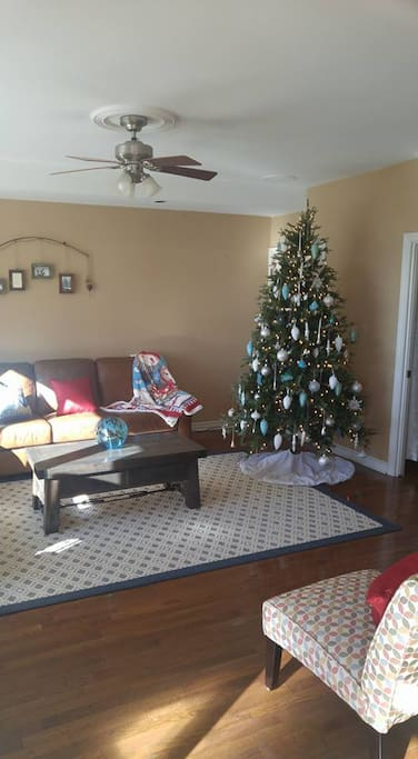 Enjoy celebrating the holidays with friends and family without the stress of cleaning and decorating