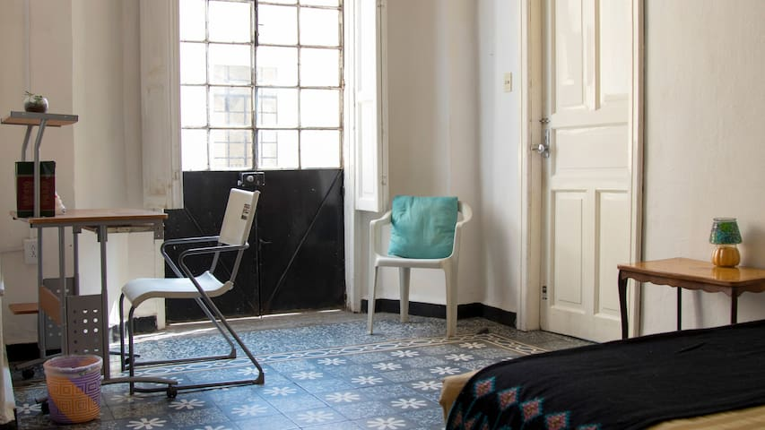 Private Room in the Heart of Puebla