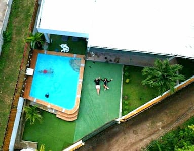***Panglao 2BR Villa w/Private Pool Near the Beach