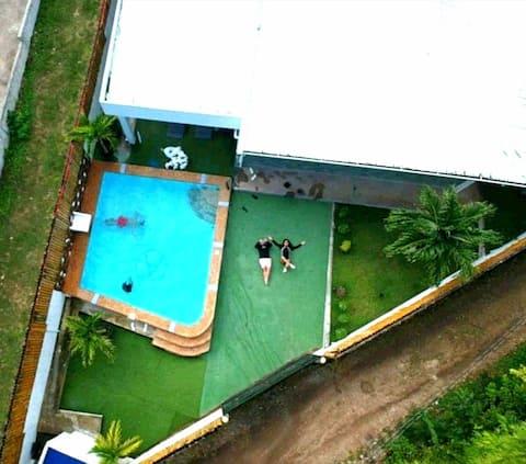 ***Panglao 2BR Villa w/Private Pool Near the Beach