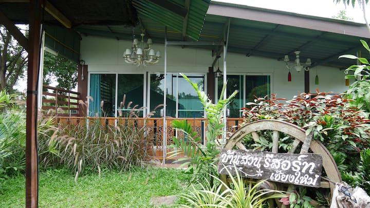Baan Suan Resort Chiangmai 2