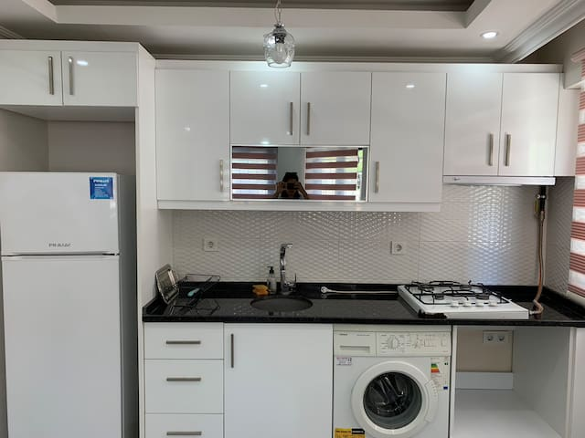 Cosy apartment for families near Taksim