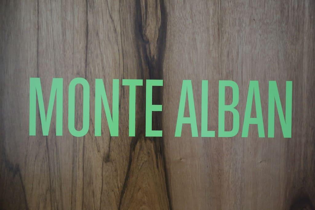Recámara Monte Albán