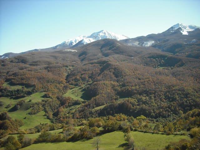 Casa vacanze nell'appennino tosco-emiliano - Aneta - Aneta - บ้าน