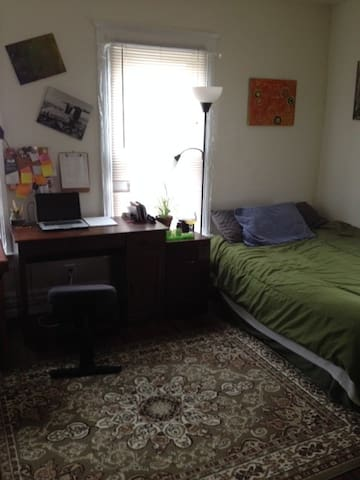 Student Efficiency Near Downtown - Ypsilanti - Flat