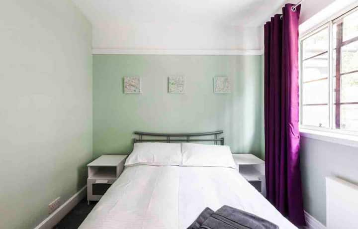 Green private room Clerkenwell