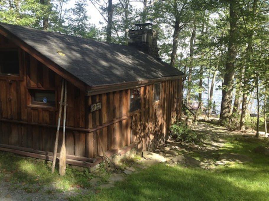 Scenic Lake Cabin In The Catskills Houses For Rent In