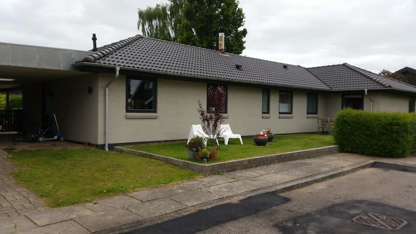 Stort hus 30 min fra Legoland - Vejle Ø - House