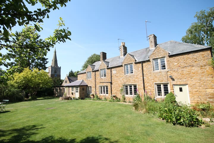 Ivy Cottage (House in the Country) - Nr Oakham, Rutland - House