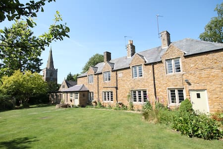 Ivy Cottage (House in the Country) - Nr Oakham, Rutland - Dům