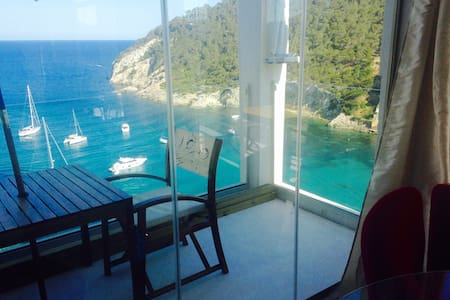 Beach penthouse 4prs GRT seaviews - Cala Llonga