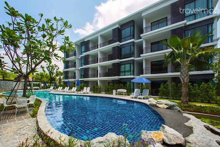 Brand-new 2-bedroom apartment - Rawai - Apartment