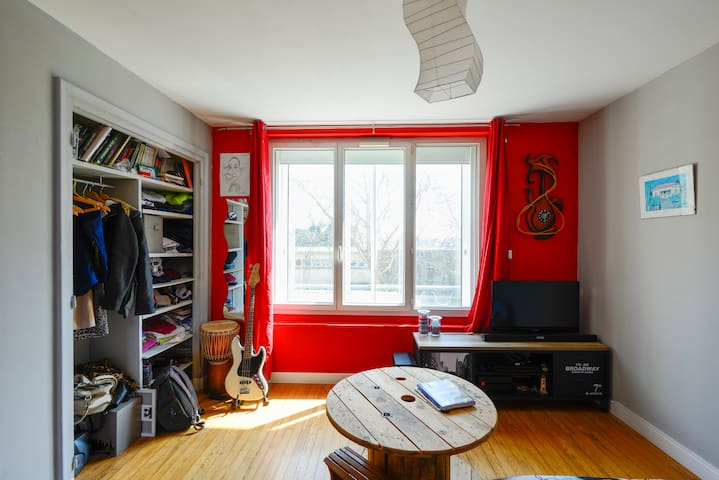 Lovely apartment in Pays de Lorient - Lanester