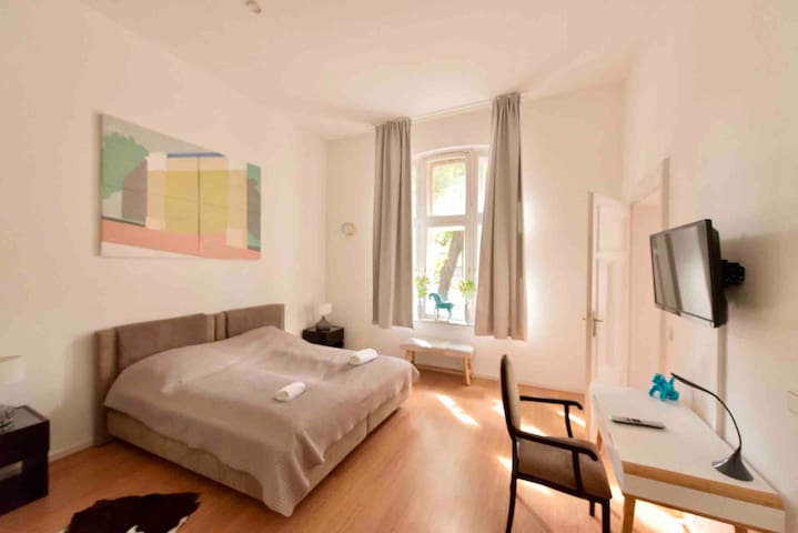 Heger Tor Apartment No1 • 1 Bedroom City Osnabrück