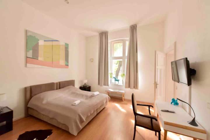 Heger Tor Apartment No1 • 1 Bedroom City Osnabrück