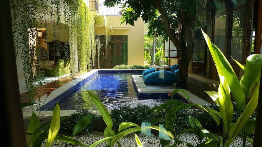 Joglo View Villa in Sanur - SANUR - Villa