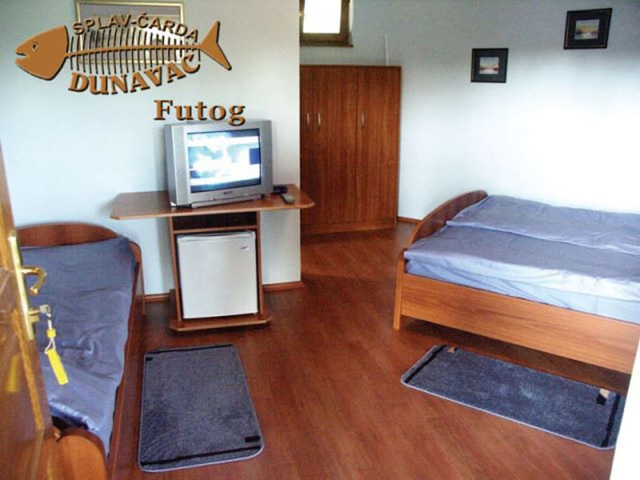 3-beds bungalow