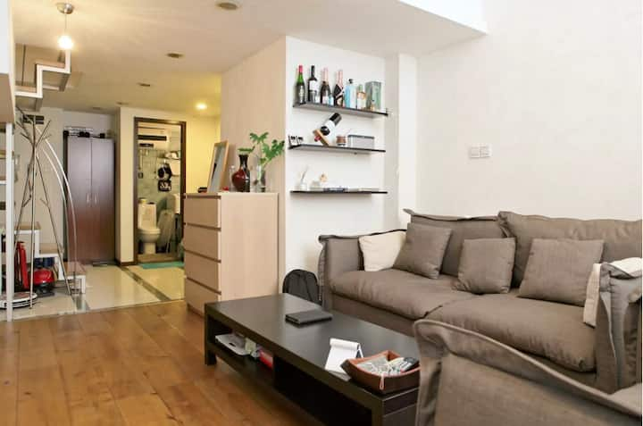 Nice Loft(the second floor)#Home Gallery#