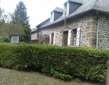 Maison de campagne rénovée, Corrèze - Saint-Hilaire-Foissac