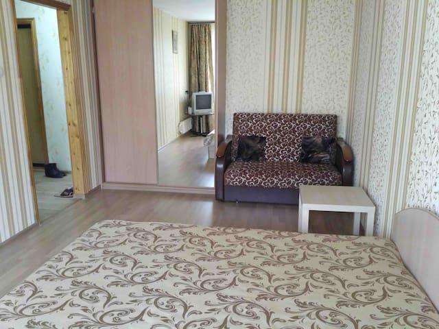 1- комнатная квартира в Казани.