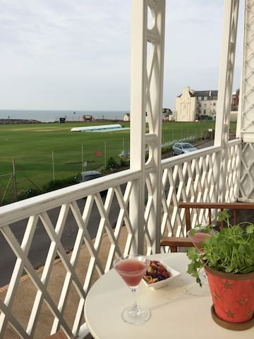 Seaside Regency Maisonette - Sidmouth - Daire