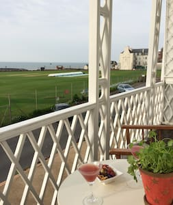 Seaside Regency Maisonette - Sidmouth
