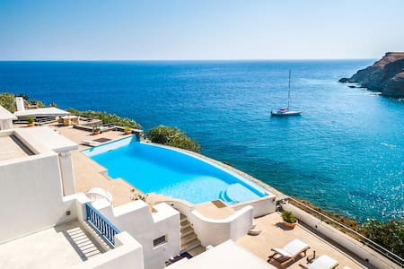 BluEros Luxury Villa - Syros - 別荘