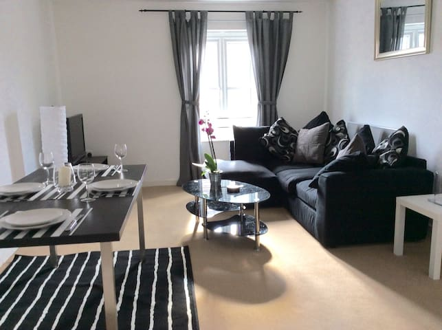 BRISTOL 3 BEDROOM NEW SPACIOUS FLAT - Bristol - Apartment