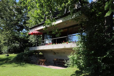 VILLA ZASIP BLED - Where Art Meets Nature - Villa