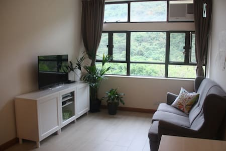 Newly Renovated flat, great for visitors to DB - Hong Kong