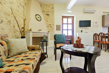 Sklavaki Traditional Apartments Upstairs - Rethymno