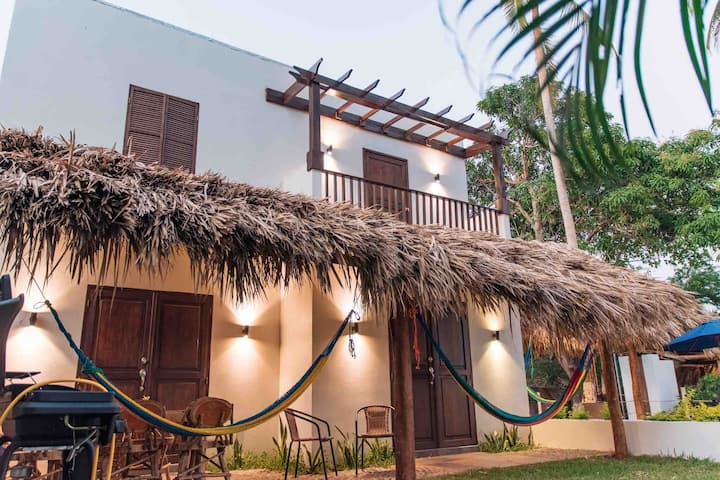 El Majague Lodge (Villa de playa)
