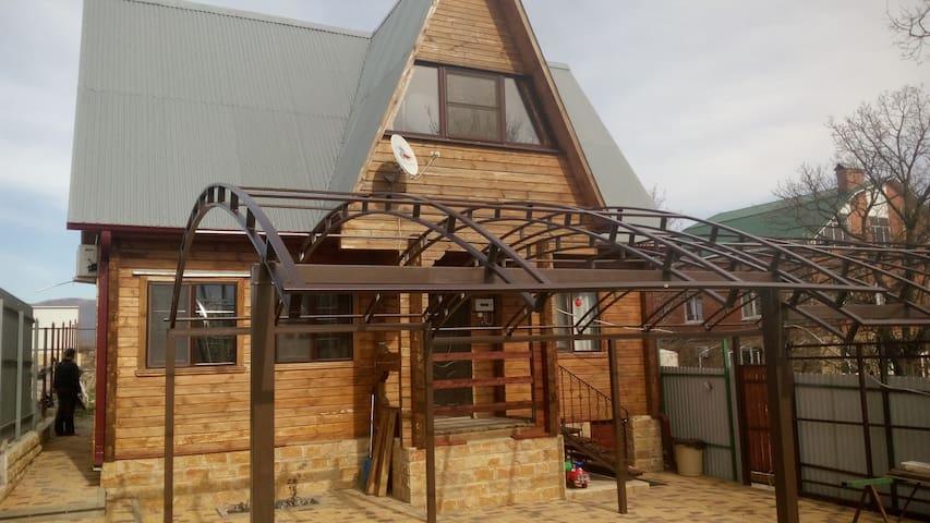 деревянный дом в Геленджике - Gelendzhik - Ev