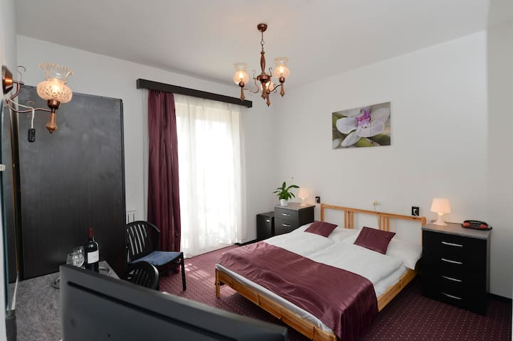 Double Room in Budai Hotel***