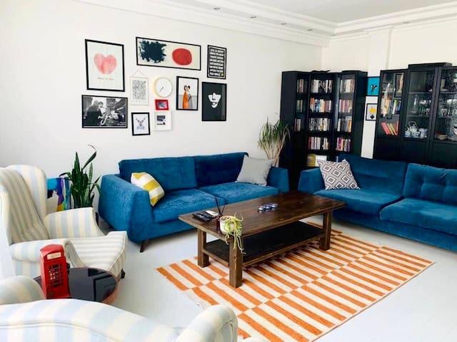 Cheap and cozy apartment in Sisli Bomonti