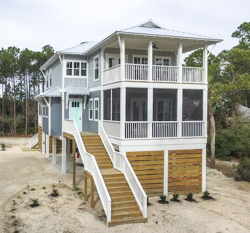 Tidewater Retreat Vacation Home