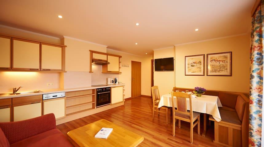 gemütliches 2-Raum Appartement für max 4 Personen - Sankt Johann im Pongau - Serviced apartment