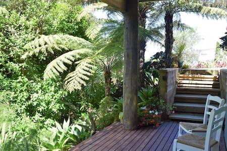 Spacious Garden Studio - Auckland - Wohnung