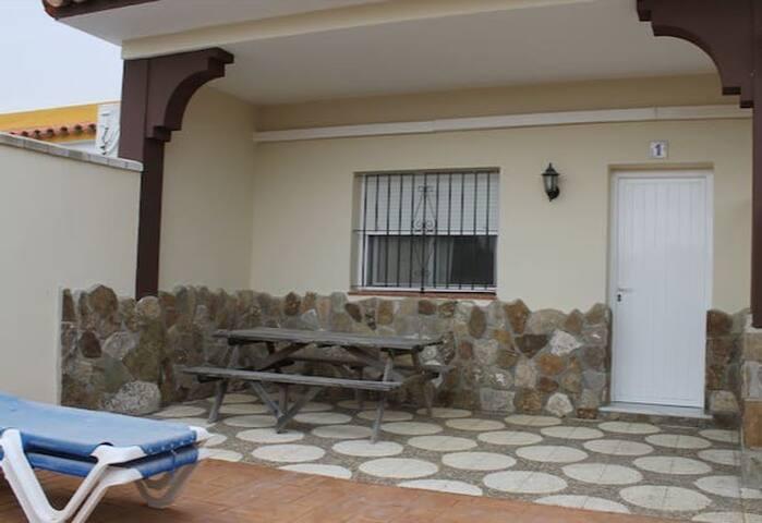 Apartamento en Bolonia con Terraza2 - Bolonia, Tarifa - Byt