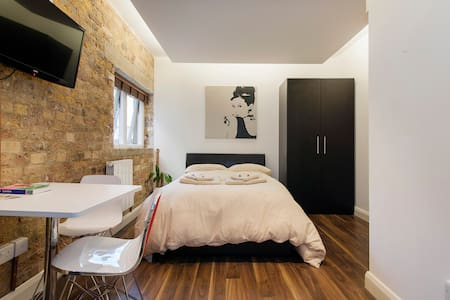 Comfort in the heart of Shoreditch - London - Lägenhet