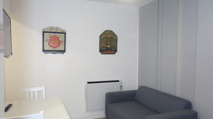 Apartamento céntrico y bien comunicado WiFi