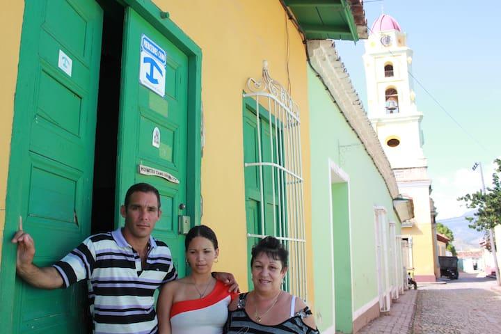 Casa Colonial Mercedes Cano (Hab1)