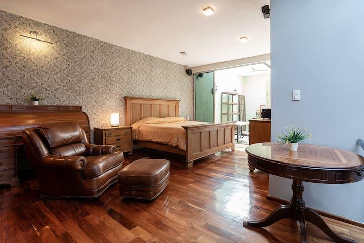 Destination Condesa @Roma Norte Penthouse Loft
