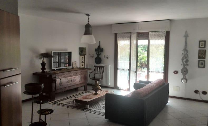 Spazio originale e comodo - Imola - Apartamento