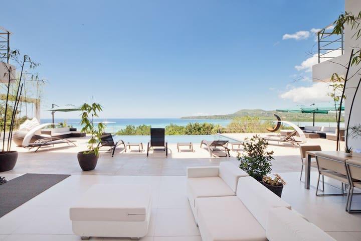 Spectacular Ocean View - Premier Suite - Tagbilaran - Bed & Breakfast