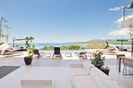 Spectacular ocean views with pool - Tagbilaran - Bed & Breakfast