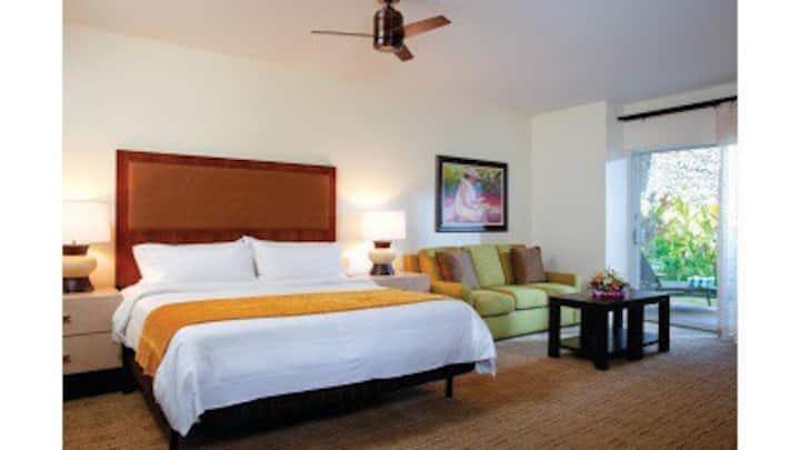 2 Bedroom Villa at the Marriott Waiohai Beach Club