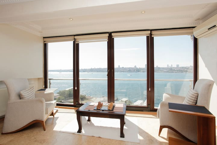 The Bosphorus Apartment  - Istanbul - Byt