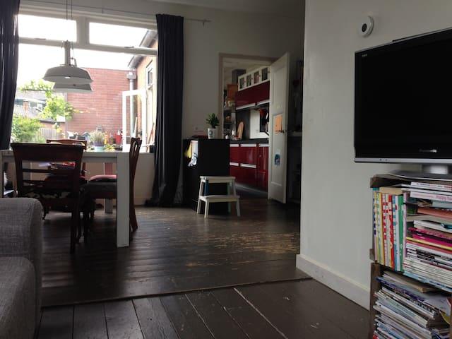 Authentieke woning met zonnige tuin - Utrecht - Casa