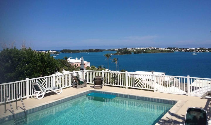 Quarterdeck-Ocean spectaculary views with Pool
